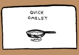 Quick Omelet